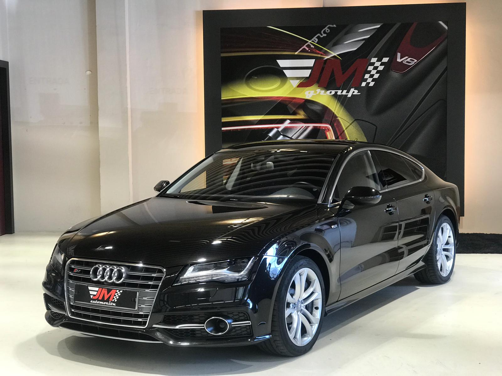 AUDI S7---NACIONAL--IMPECABLE ESTADO