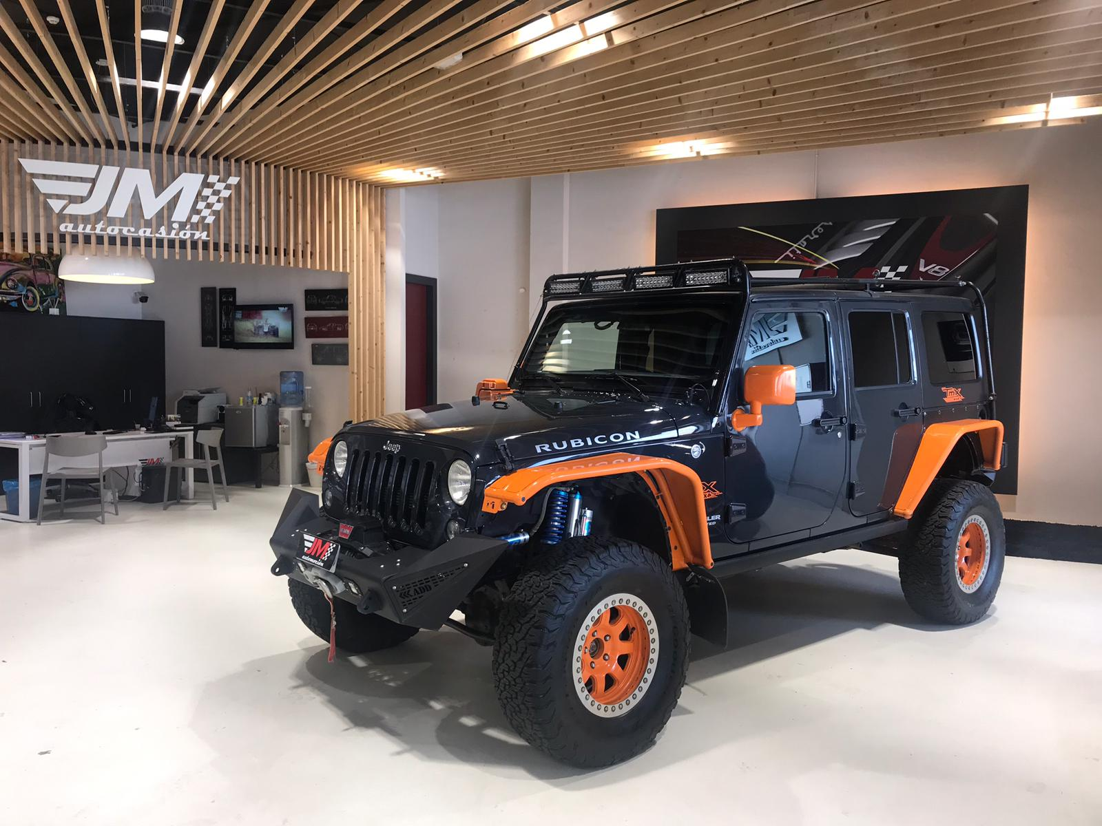 Jeep Wrangler Unlimited 3.6 Rubicon Aut. PRE.TMX