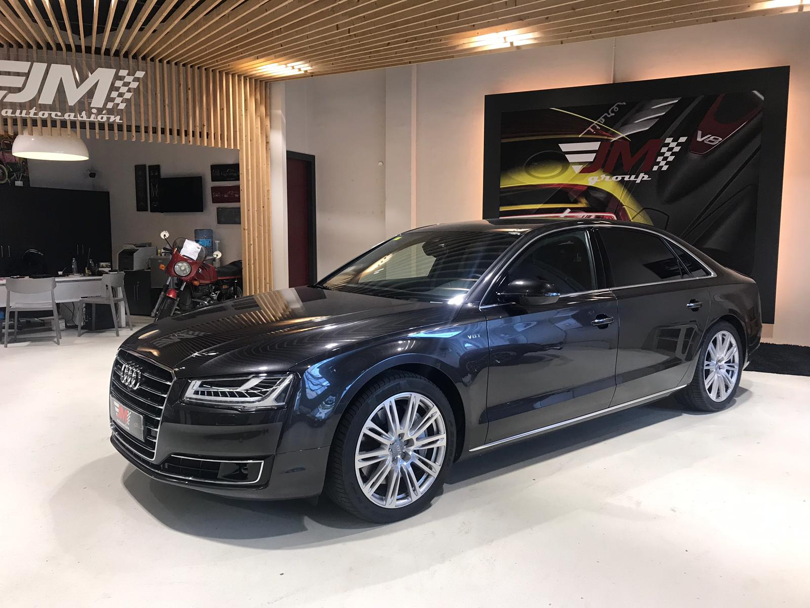 Audi A8 L 4.2TDI CD quattro Tiptronic--iva deducible