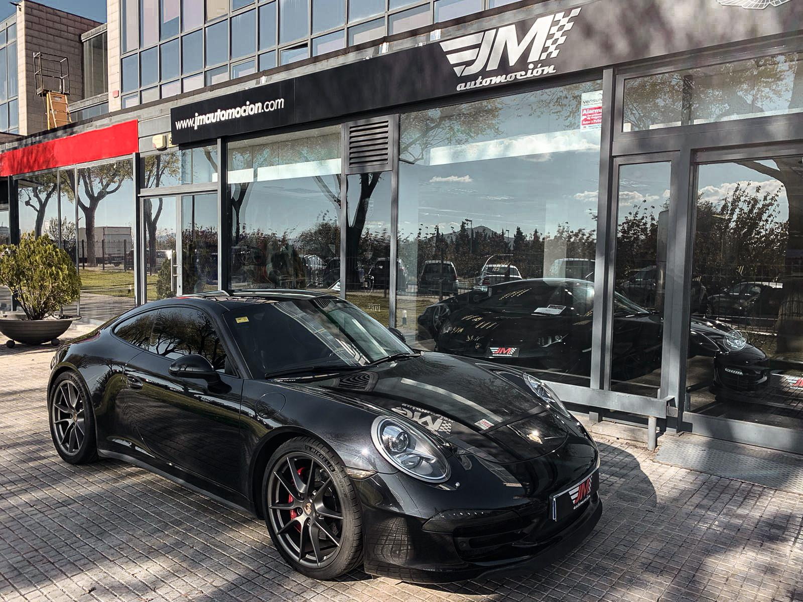 PORSCHE 911 991 CARRERA 4S PDK -IMPECABLE ESTADO-
