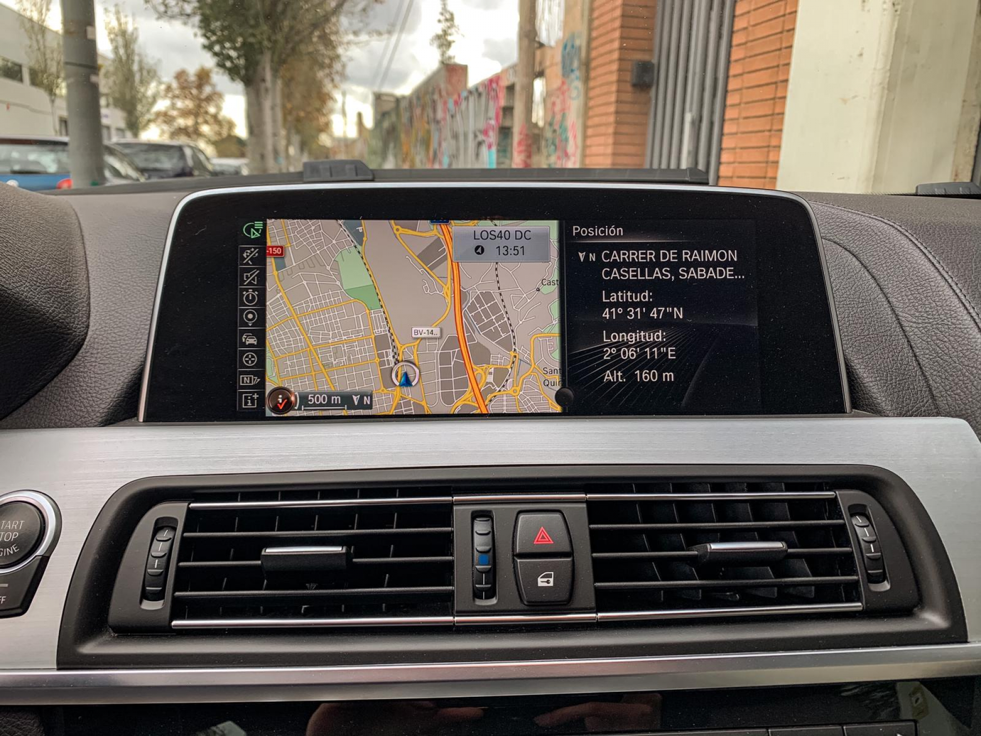 BMW  640d xDrive GRAN COUPE -PERFECTO ESTADO-