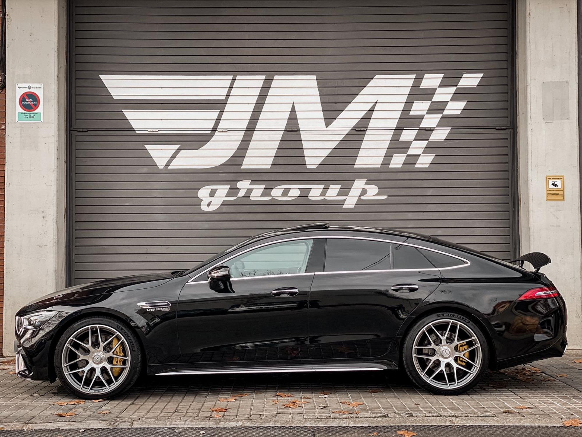 MERCEDES-BENZ AMG GT63 S 4MATIC -NACIONAL, FULL OPTIONS-