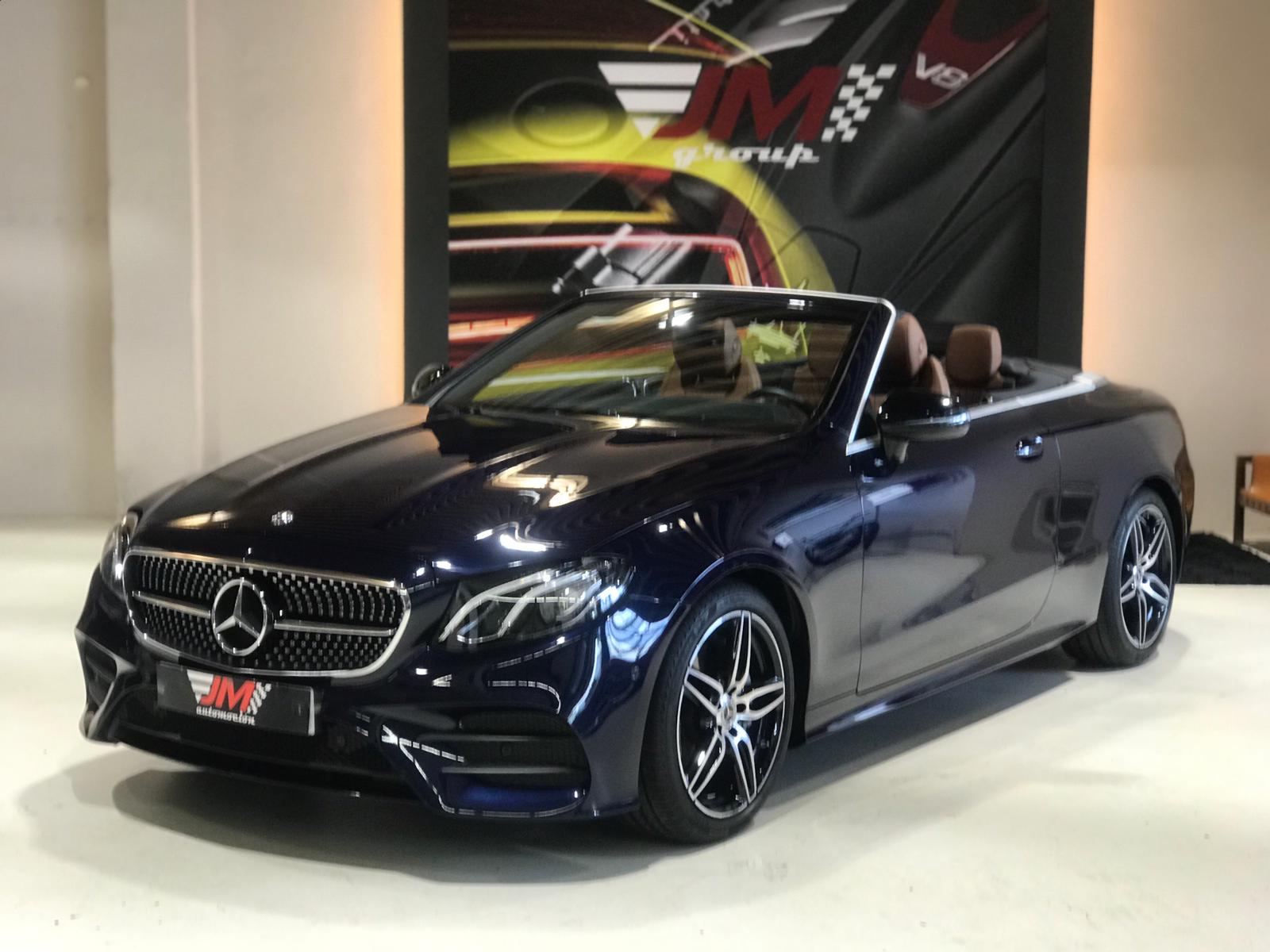 Mercedes-Benz E 200 Cabrio 7G Plus