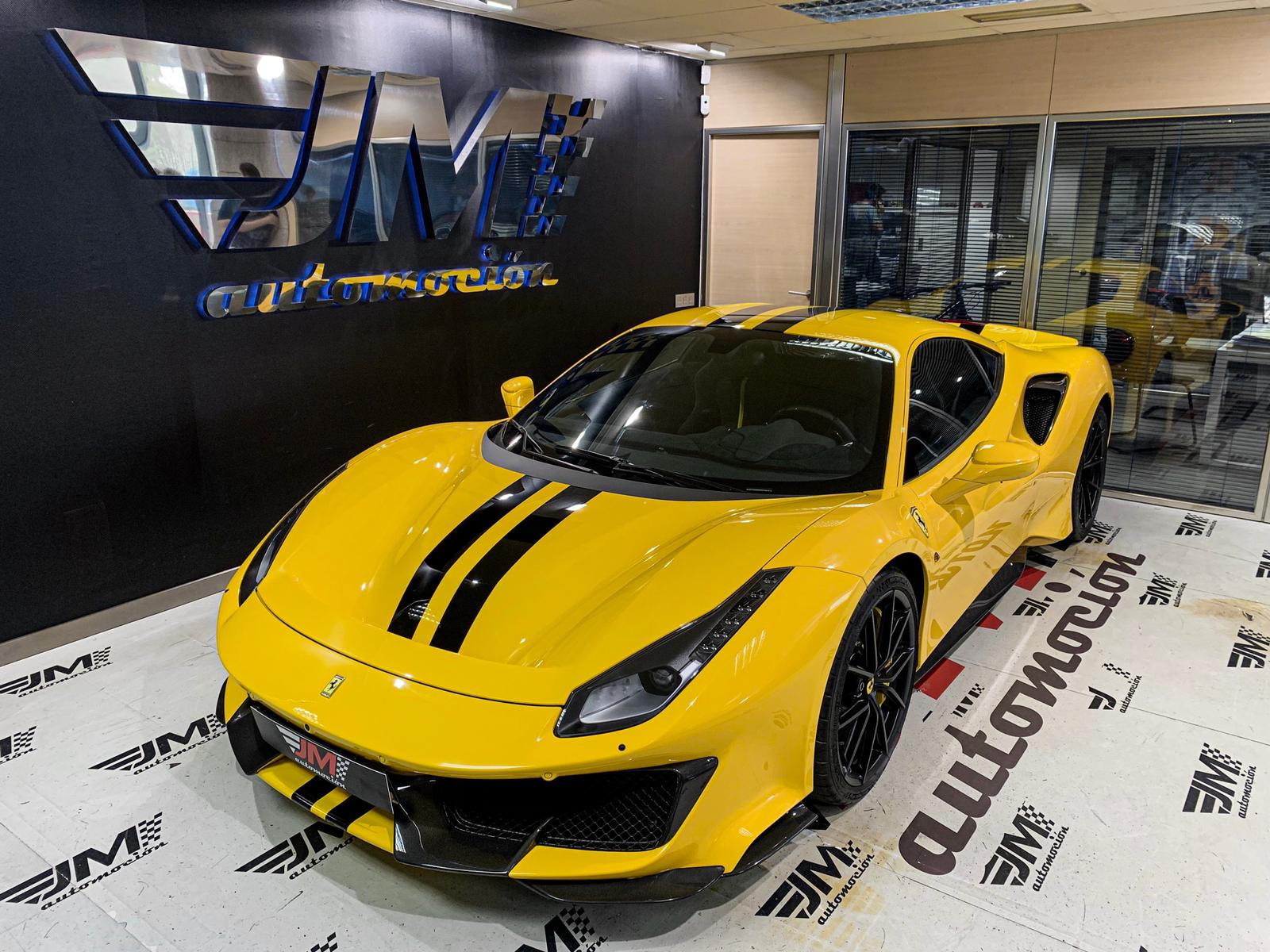 Ferrari 488 Pista--IVA DEDUCIBLE