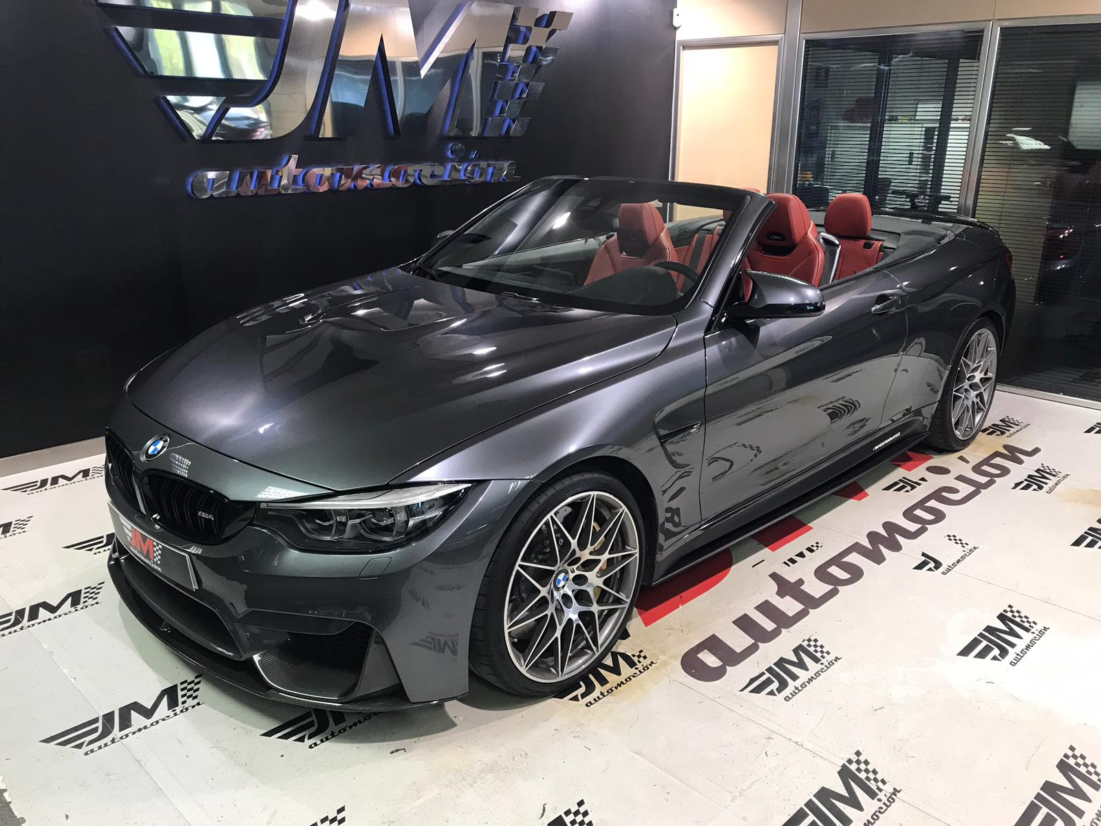 BMW M4 A Cabrio PERFORMANTE