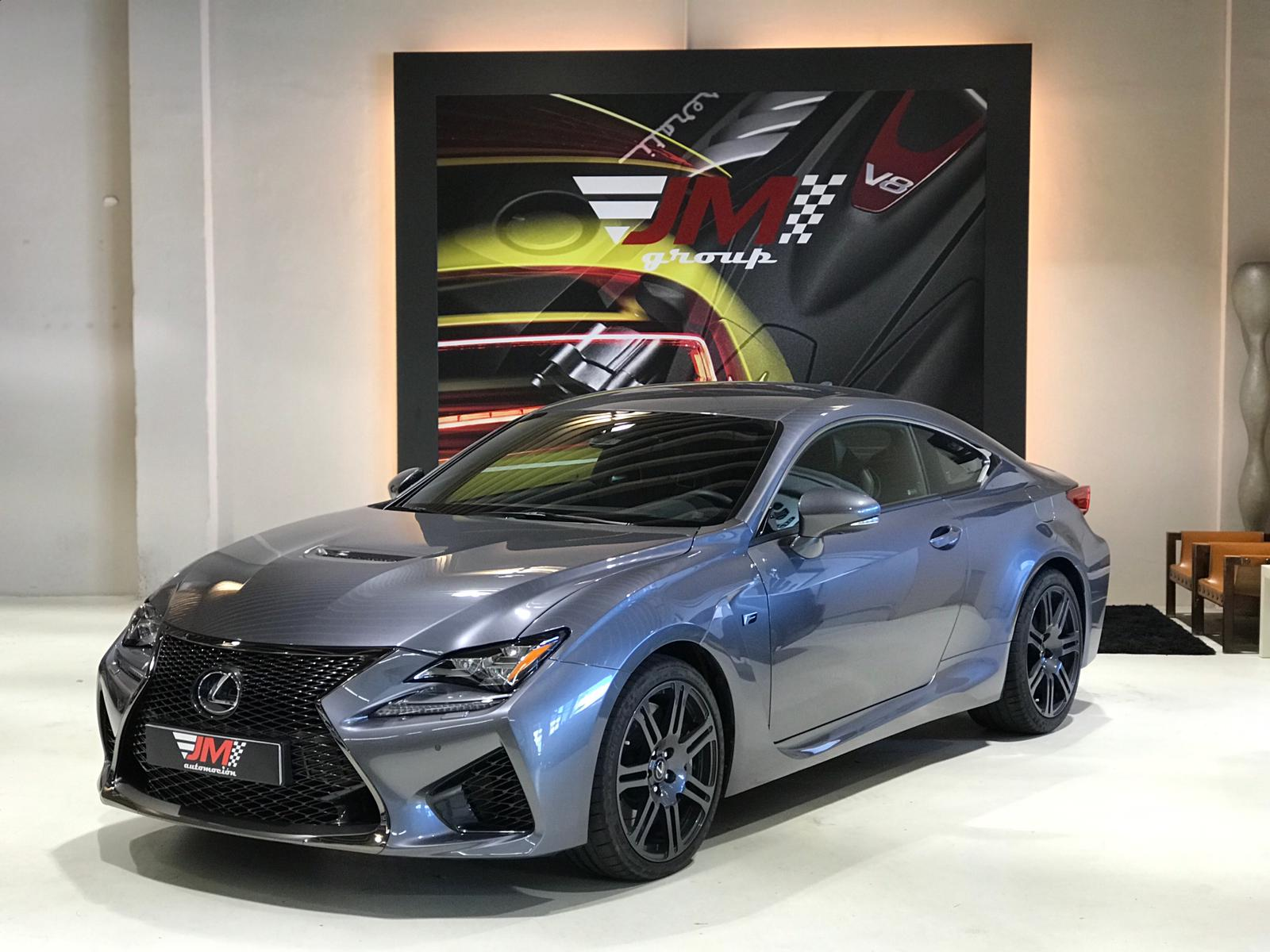 Lexus RC F Executive Aut.--NACIONAL--