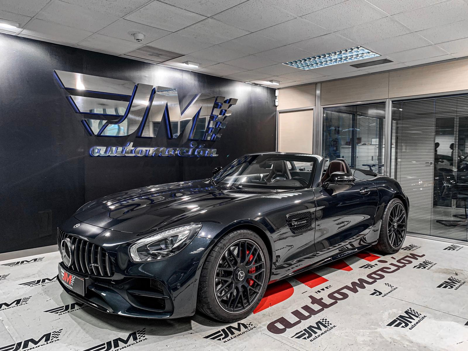 Mercedes-Benz AMG GT C Roadster