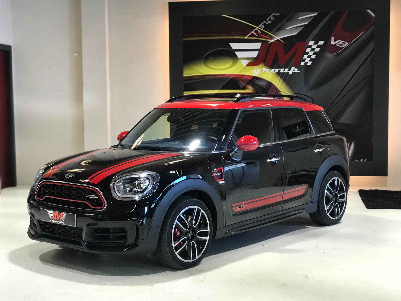 MINI John Cooper Works Countryman Mini ALL4 Aut.