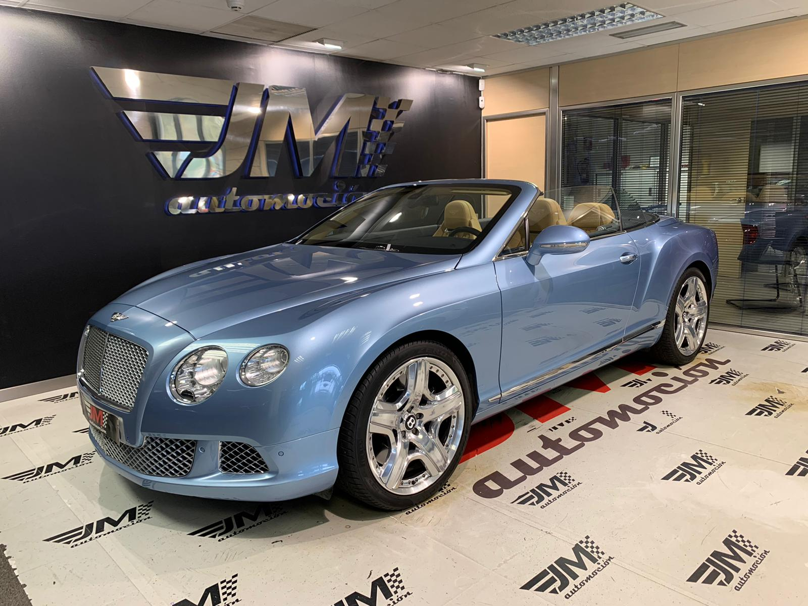 Bentley Continental W12 GT Convertible
