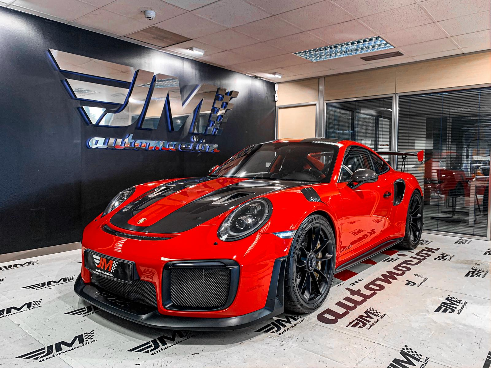 PORSCHE 911 991 GT2 RS WEISSACH PACKAGE