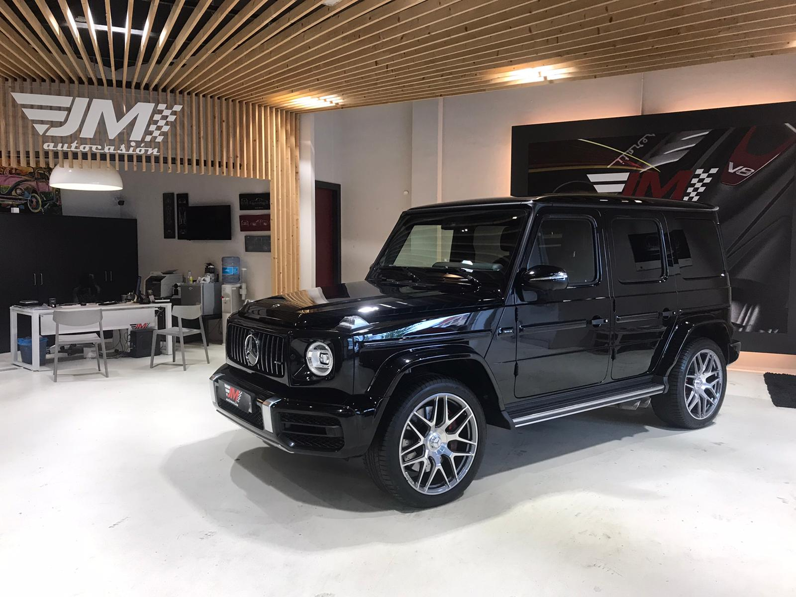 Mercedes-Benz G 63 AMG 4Matic 9G-Tronic (IVA DEDUCIBLE)