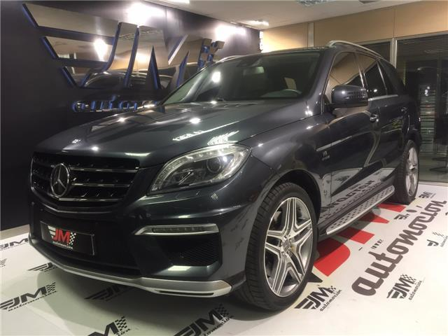 Mercedes-Benz ML 63 AMG Clase M W166 4M (IVA DEDUCIBLE)