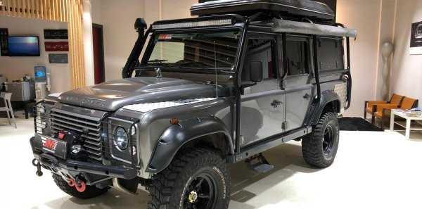 LAND-ROVER Defender 110 SW S 5p.