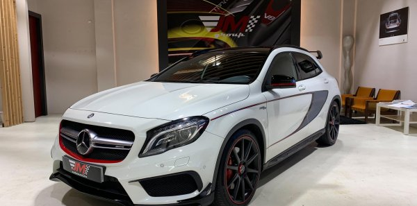 MERCEDES GLA 45 AMG EDITION 1