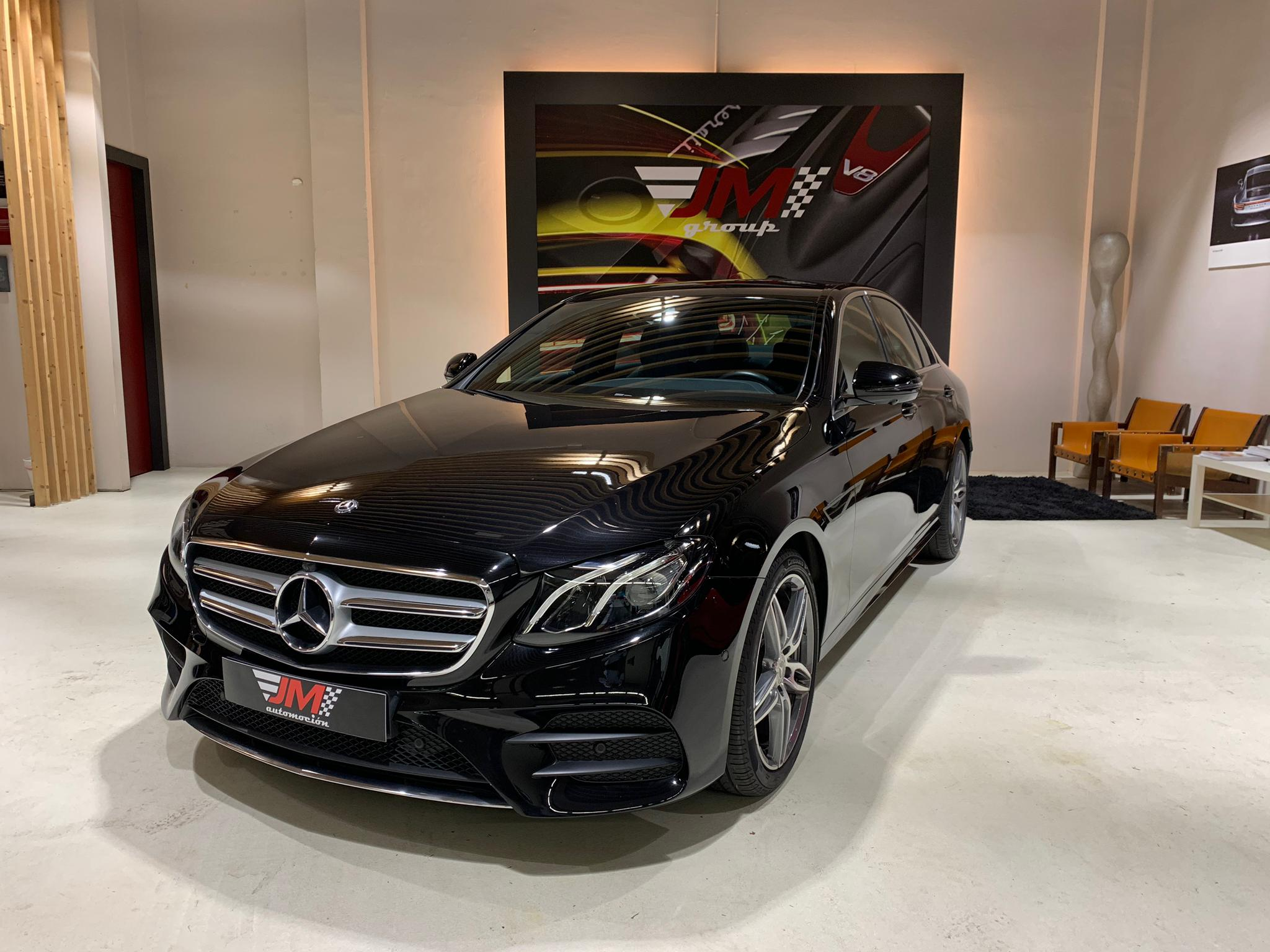 MERCEDES-BENZ CLASE E220D IVA DEDUCIBLE