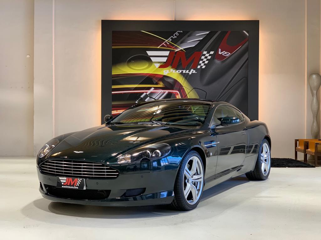 ASTON MARTIN DB9 Coupe Touchtronic 2 2p.