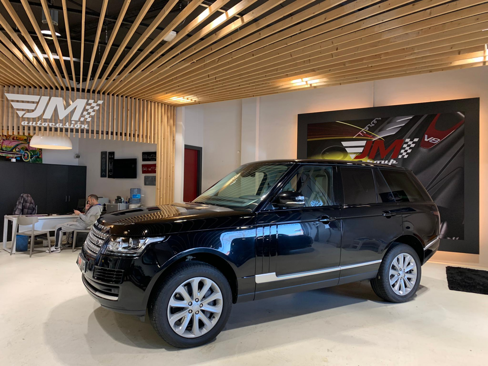 RANGE ROVER SDV8 VOGUE --IVA DEDUCIBLE--