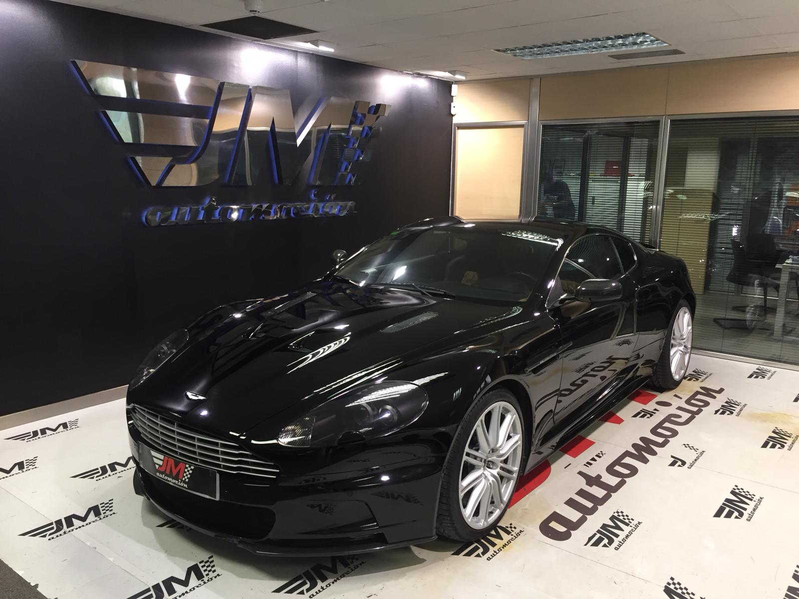 ASTON MARTIN DBS Coupe Manual 2p.