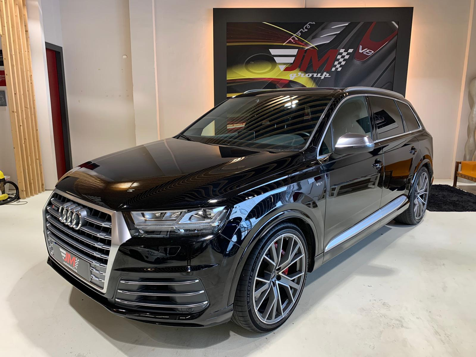 AUDI SQ7 TDI 4.0 NACIONAL, IVA DEDUCIBLE