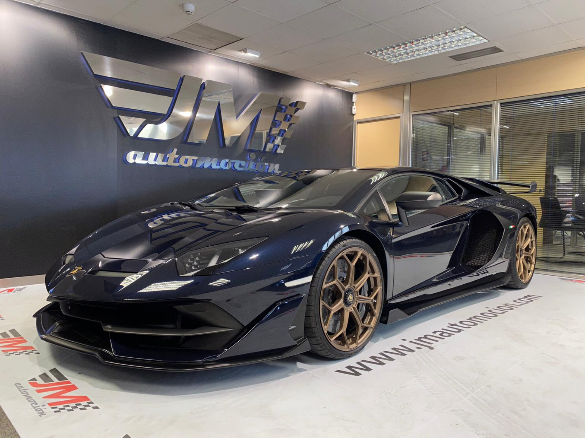 LAMBORGHINI AVENTADOR SVJ LP770-4 --IVA DEDUCIBLE--