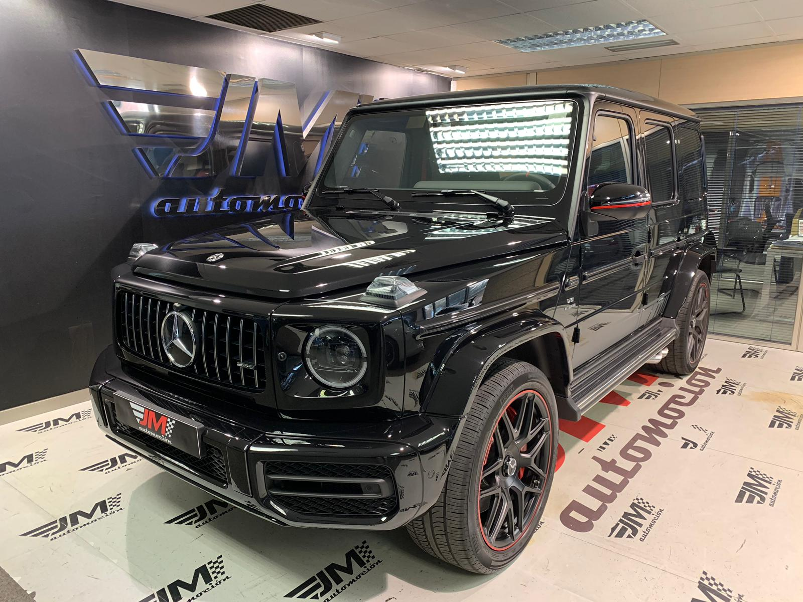MERCEDES-BENZ G63 AMG EDITION 1 2019