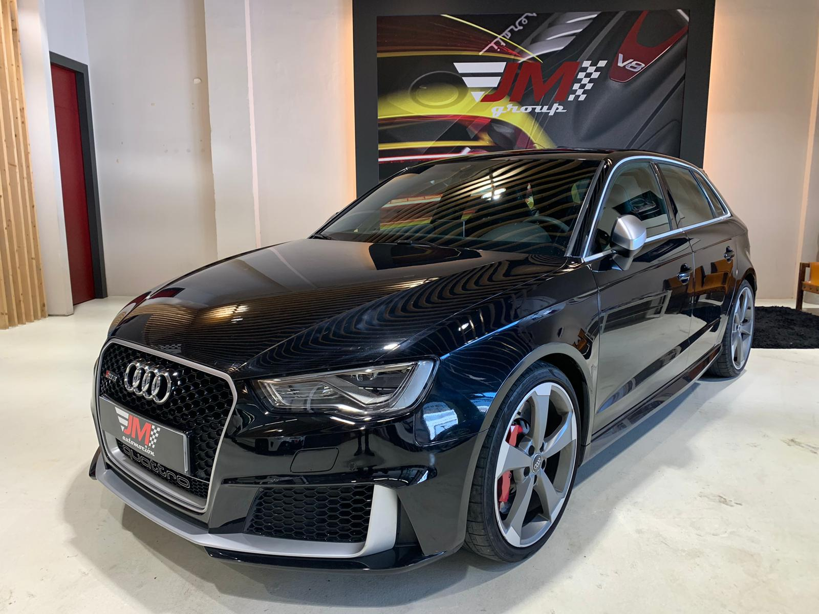 AUDI RS3 SPORTBACK --NACIONAL, IVA DEDUCIBLE--