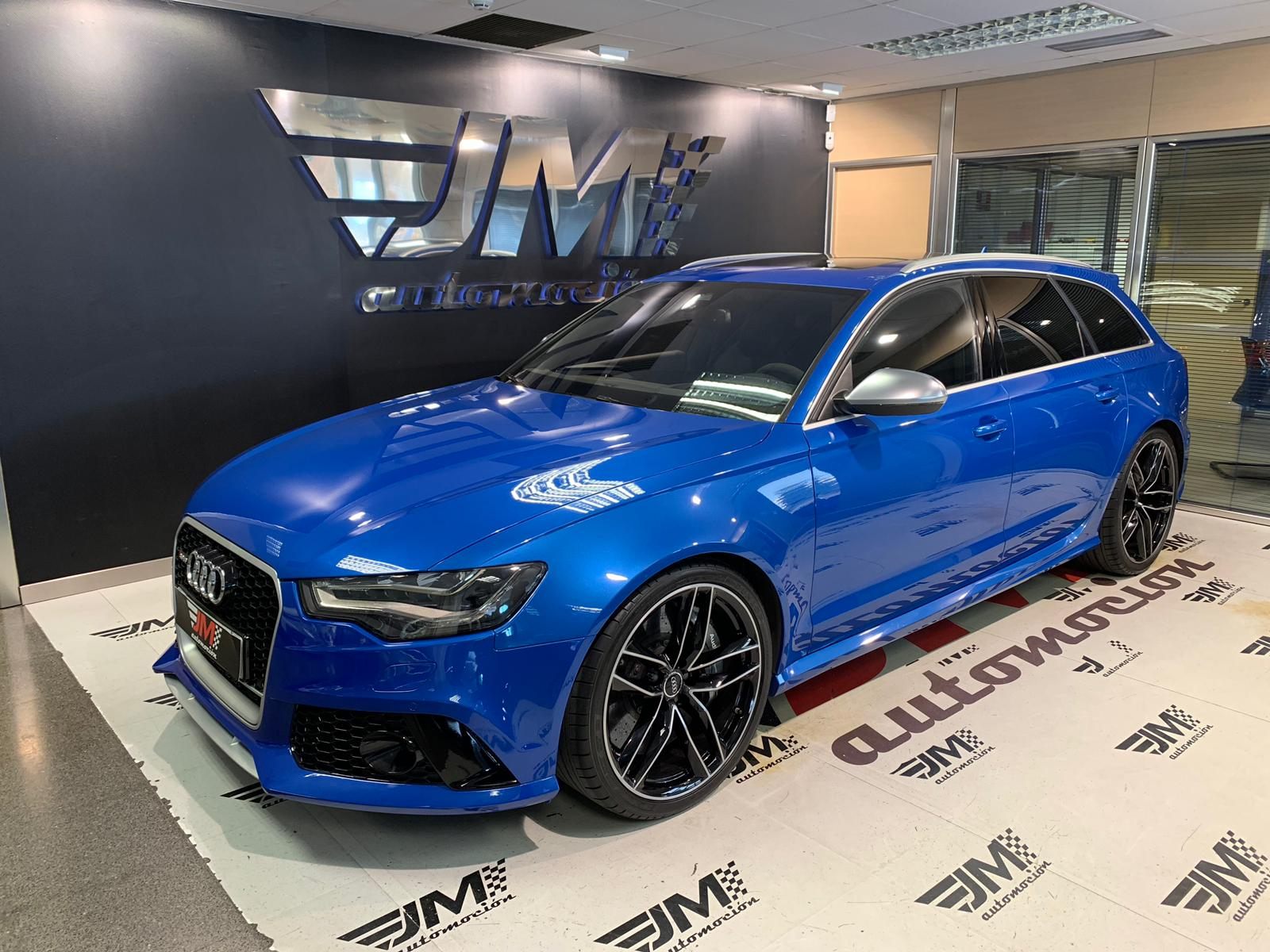 Audi RS6 Avant 4.0 TFSI quattro Tiptronic FULL OPTIONS
