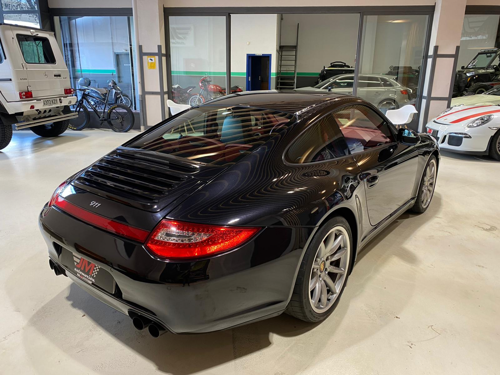 PORSCHE 911 997 CARRERA 4S PDK IMPECABLE ESTADO