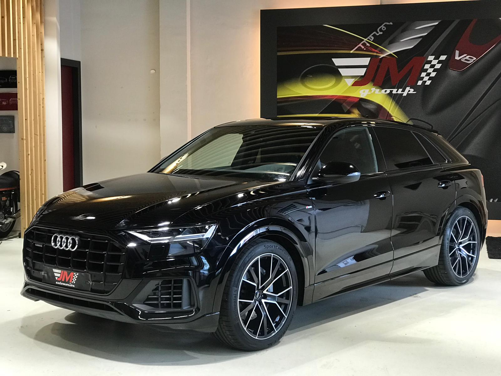 Audi Q8 50 TDI quattro tiptronic IMPECABLE ESTADO