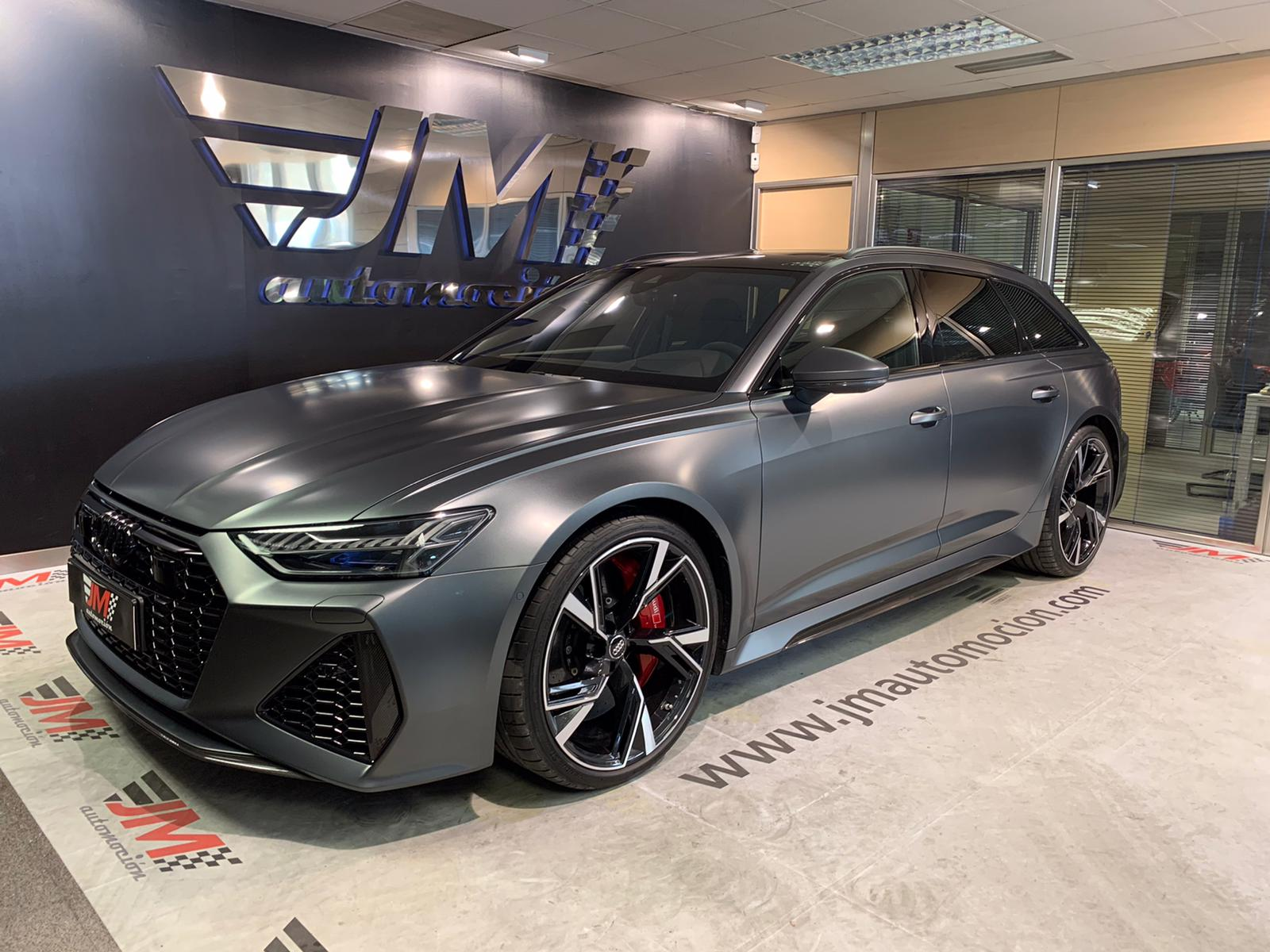 AUDI RS6 AVANT 2020 --IVA DEDUCIBLE--