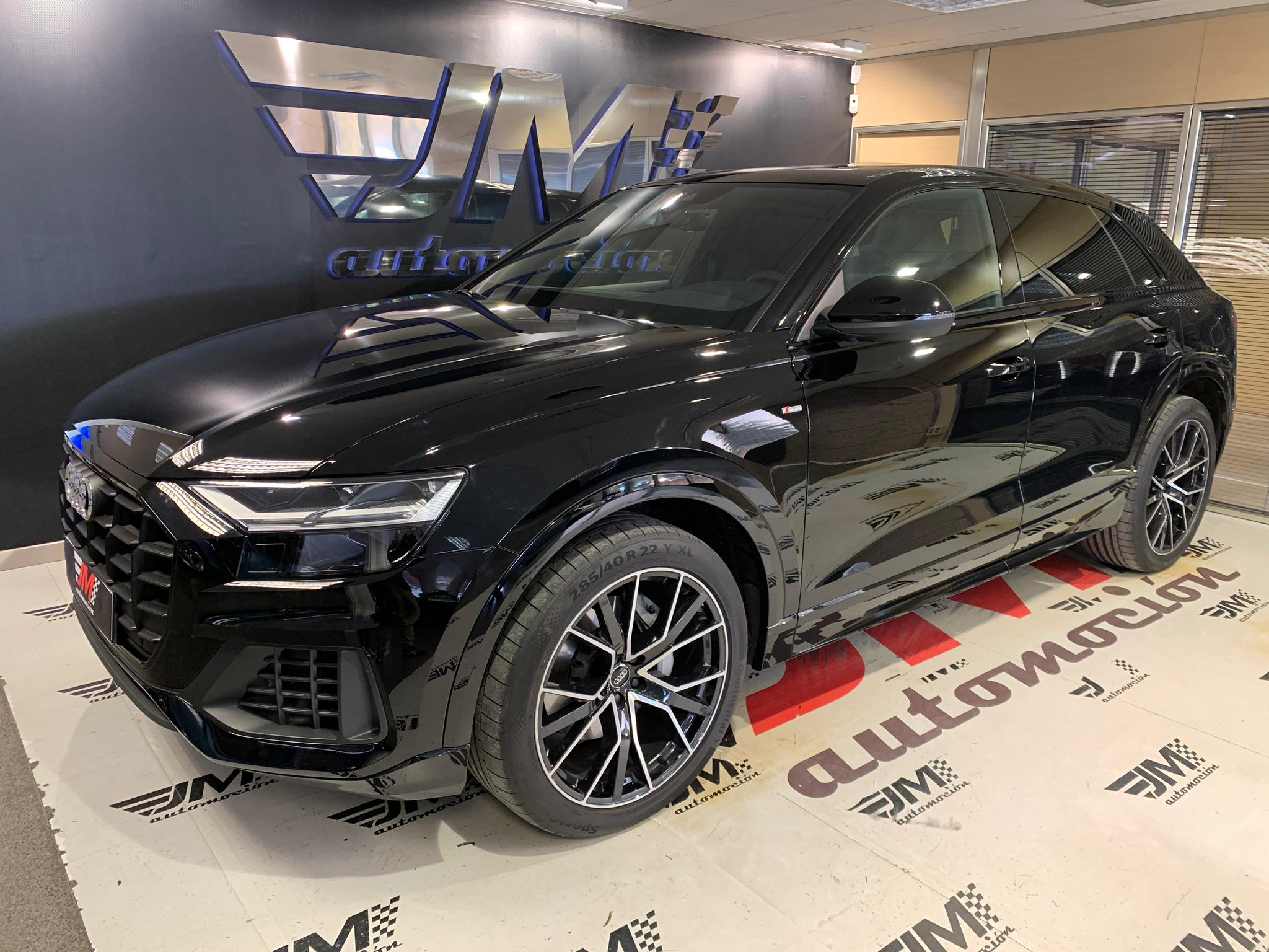 AUDI Q8 50 TDI QUATTRO 2020 --IVA DEDUCIBLE--