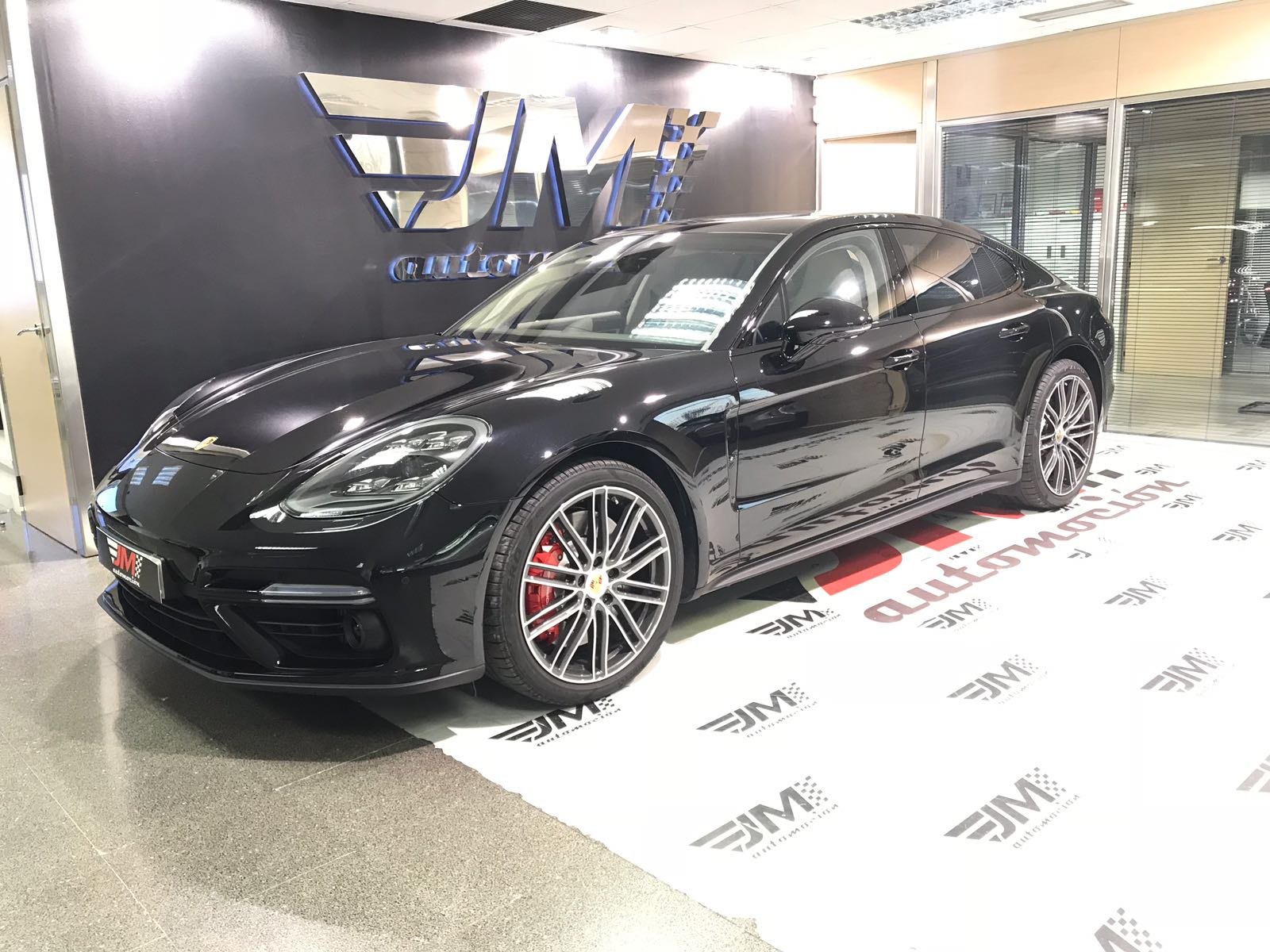 PORSCHE PANAMERA TURBO AUT. NACIONAL, IMPECABLE ESTADO
