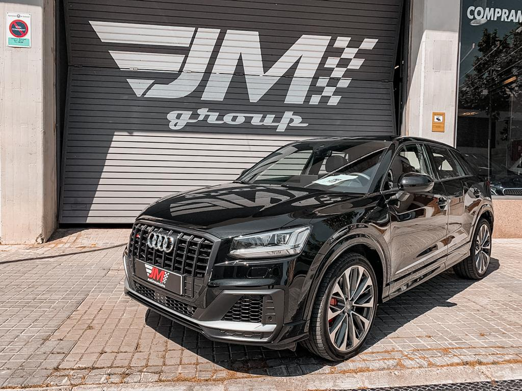 AUDI SQ2 TFSI QUATTRO S-TRONIC --FULL OPTIONS, IVA DEDUCIBLE--