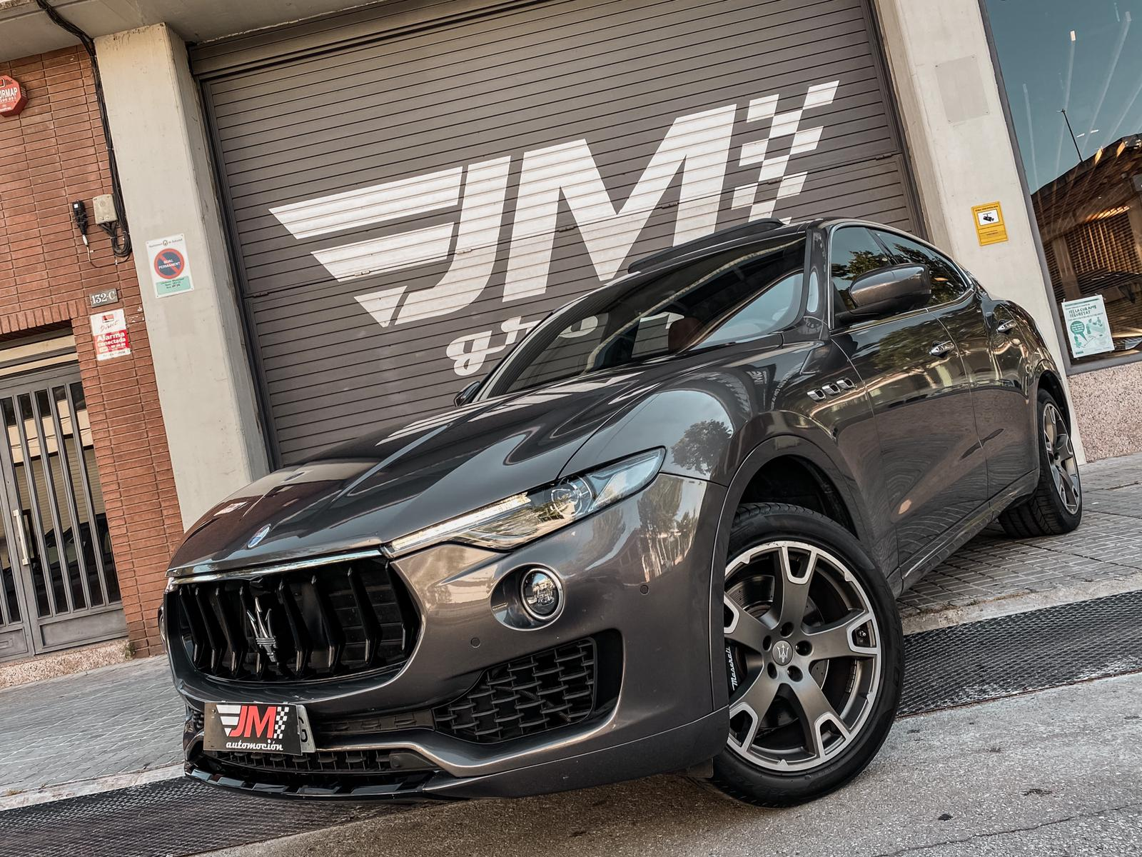 MASERATI LEVANTE S AUT. -NACIONAL, IVA DEDUCIBLE-