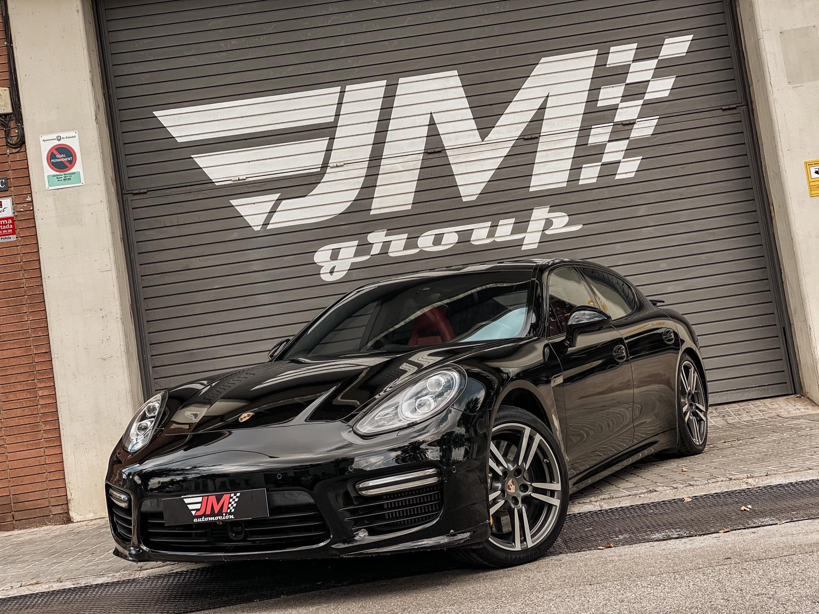 PORSCHE PANAMERA TURBO PDK --FULL OPTIONS, PORSCHE APPROVED--