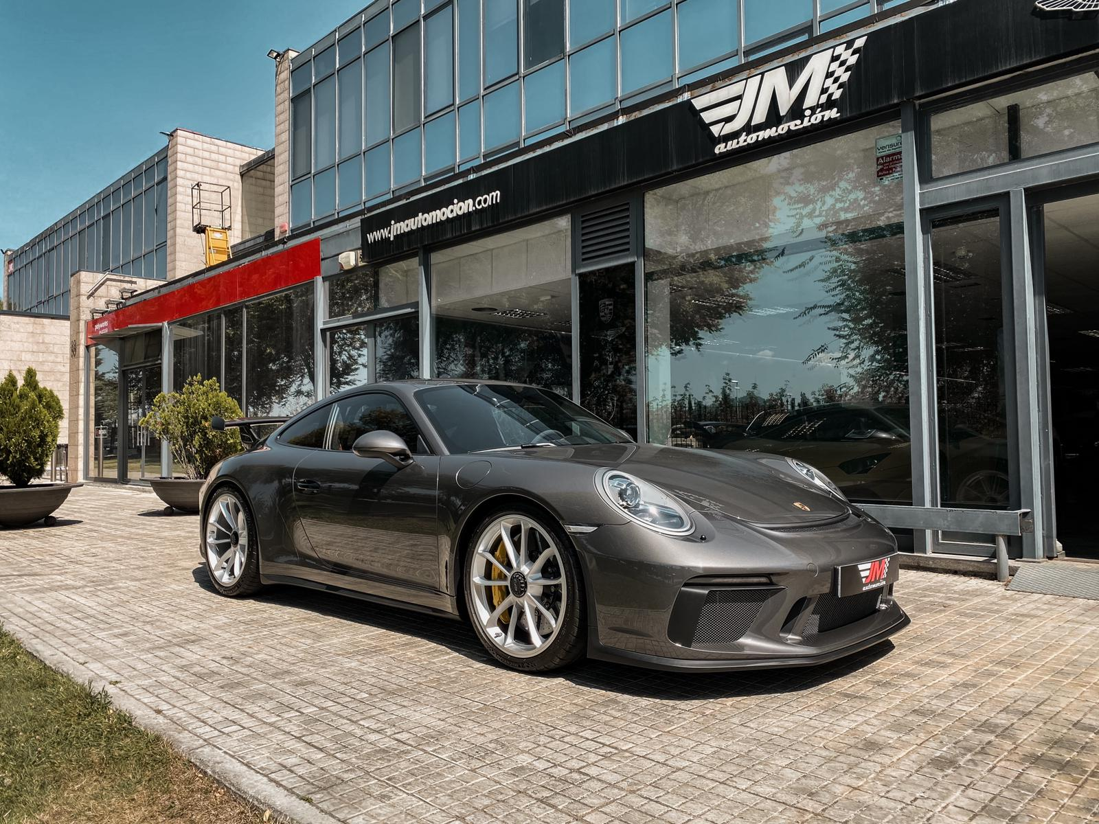 PORSCHE 911 991 GT3 4.0 MANUAL -NACIONAL, VEHICULO A ESTRENAR- IVA DEDUCIBLE