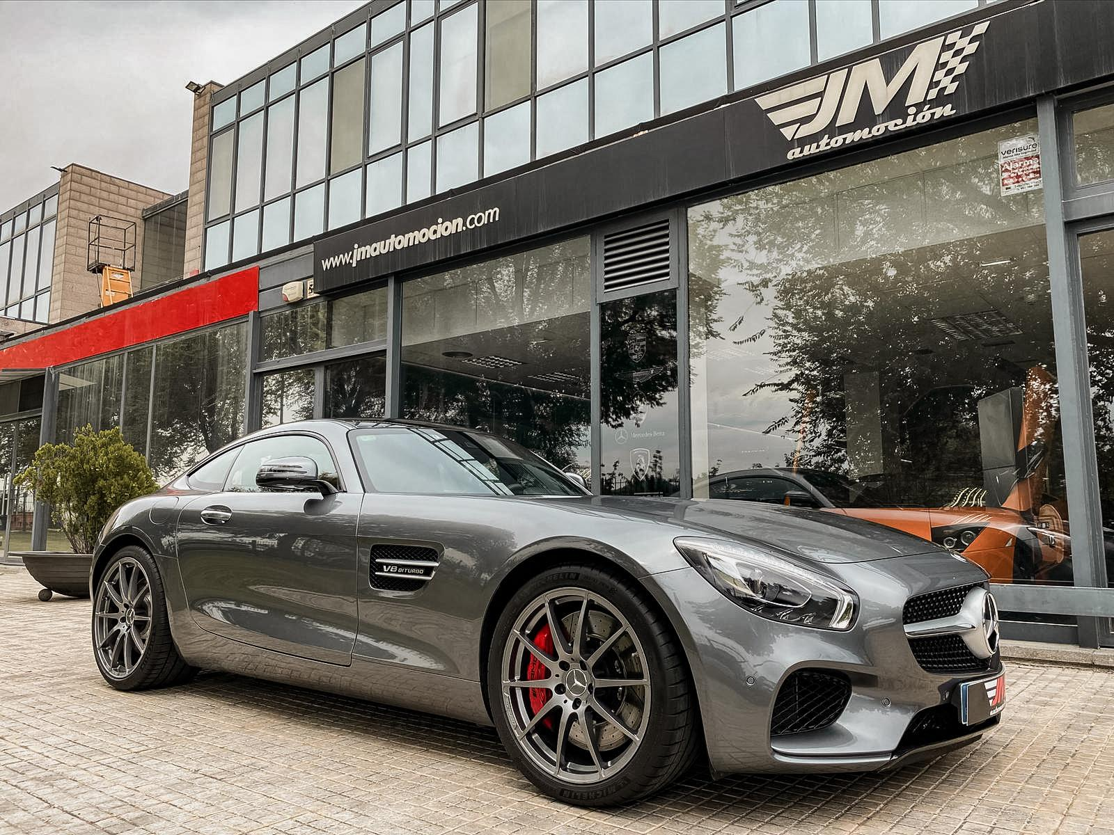 MERCEDES-BENZ AMG GT-S -NACIONAL, IMPECABLE ESTADO-