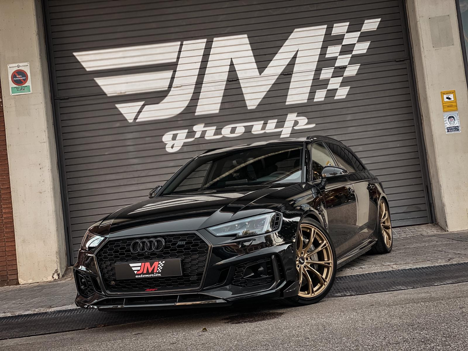 AUDI RS4 AVANT B9 ABT+ 1 DE 50 -FULL OPTIONS-