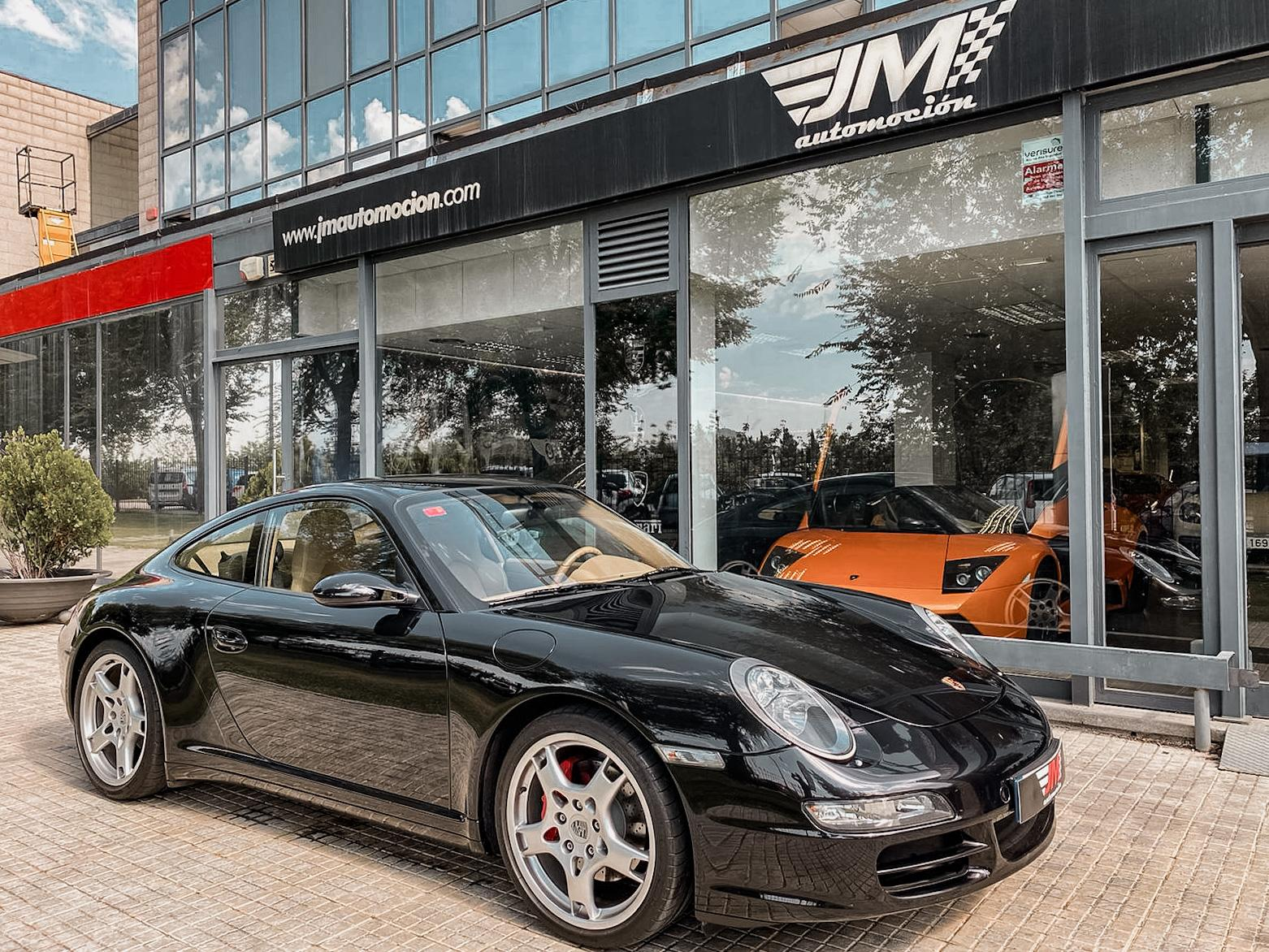 PORSCHE 997 CARRERA 4S -MANUAL, IMPECABLE ESTADO-