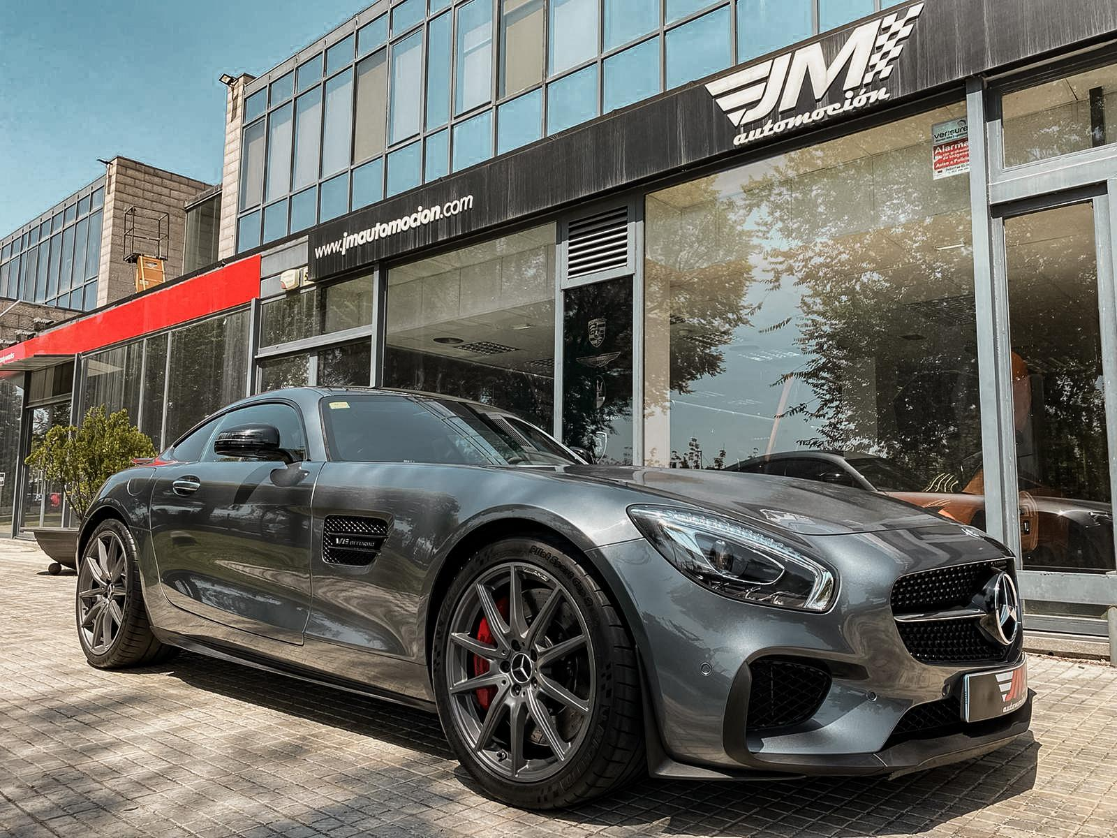 MERCEDES-BENZ AMG GT-S EDITION 1 -FULL OPTIONS-