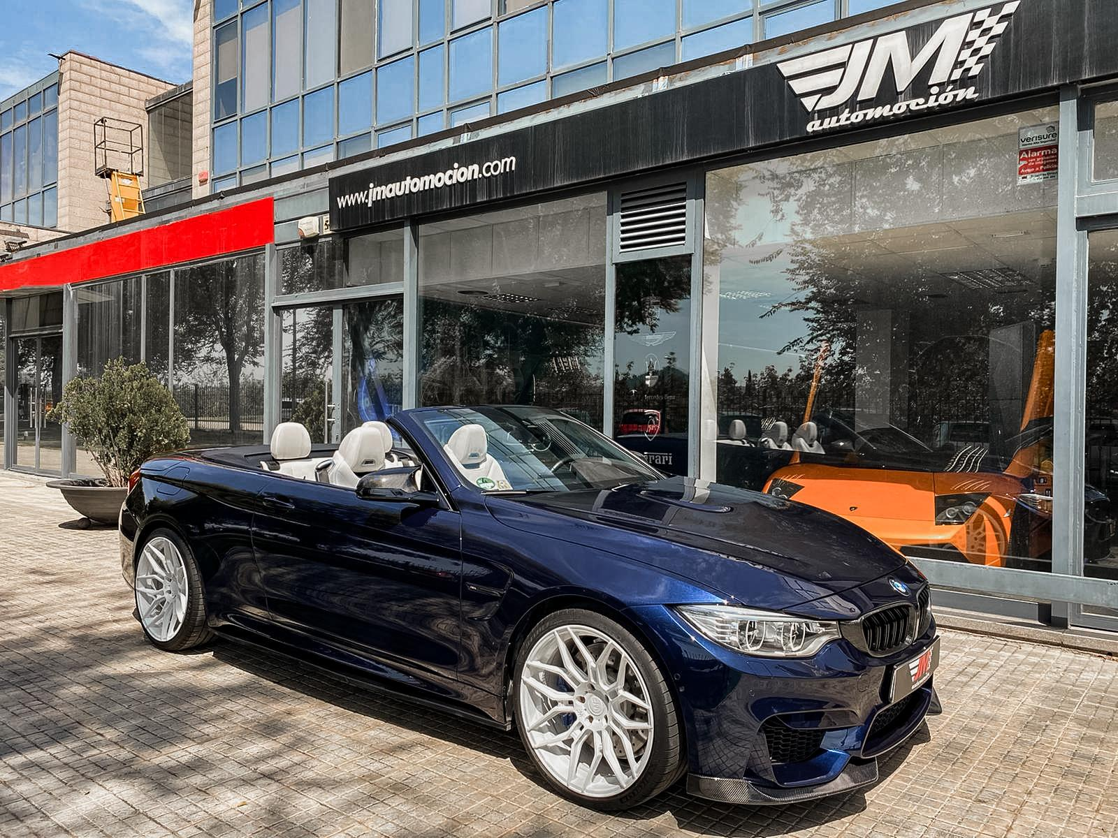 BMW M4A CABRIO PERFORMANCE --FULL OPTIONS--