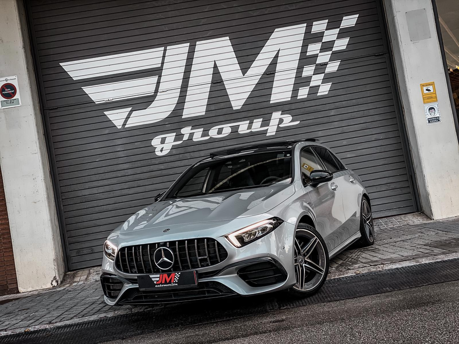 MERCEDES-BENZ A45S 2020 --FULL OPTIONS--