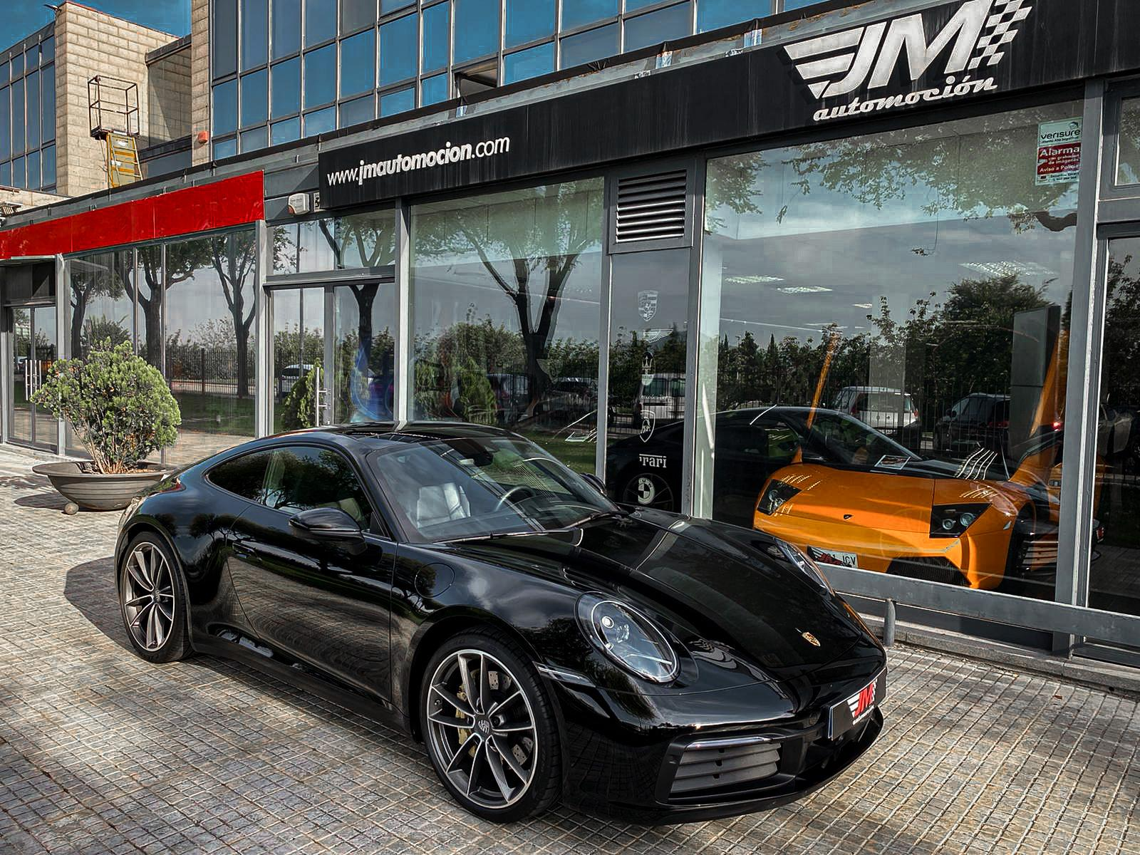 PORSCHE 911 992 CARRERA S COUPE -IMPECABLE ESTADO-