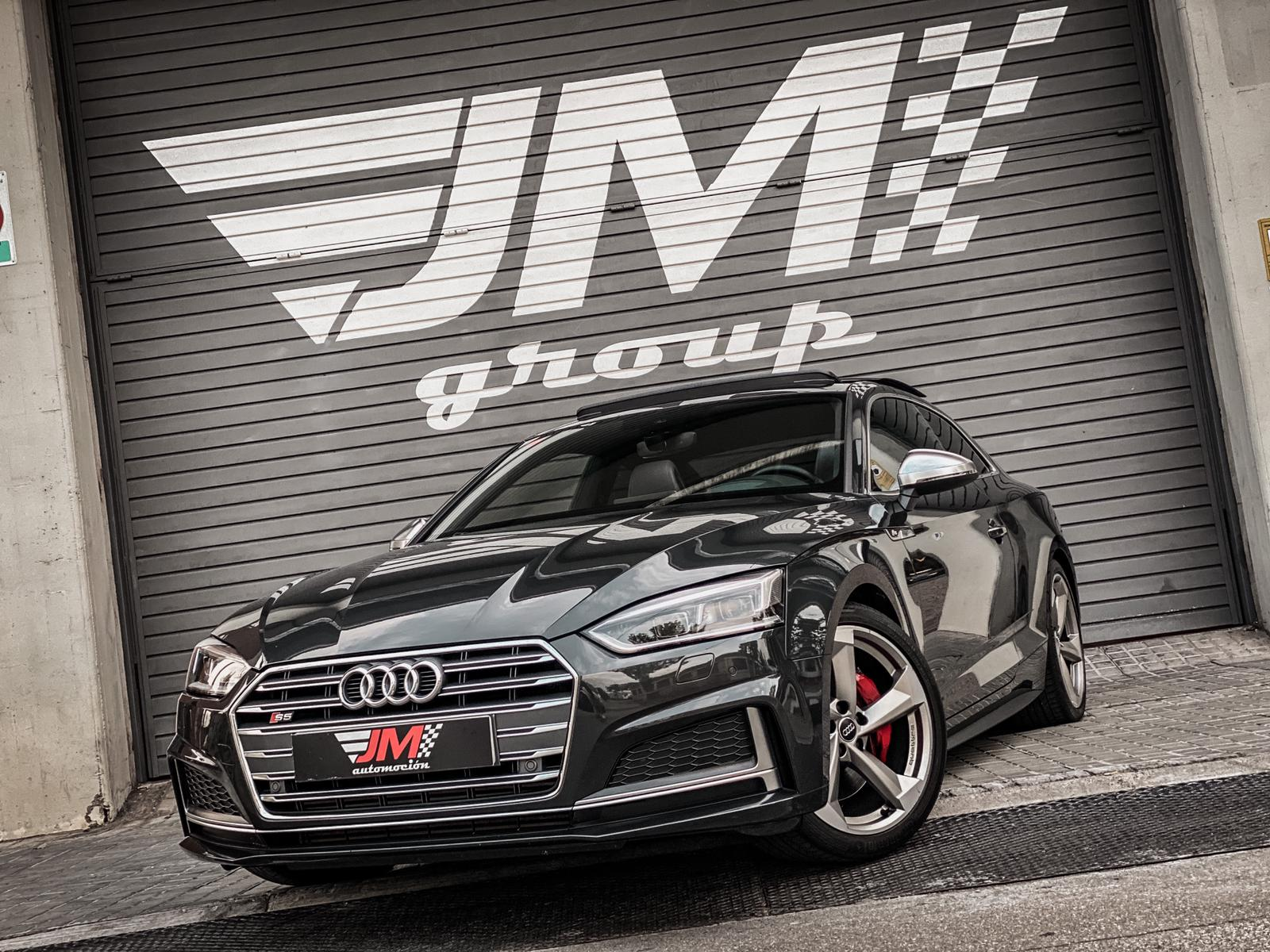 AUDI S5 COUPÉ 3.0 TFSI QUATTRO S-TRONIC -FULL OPTIONS-