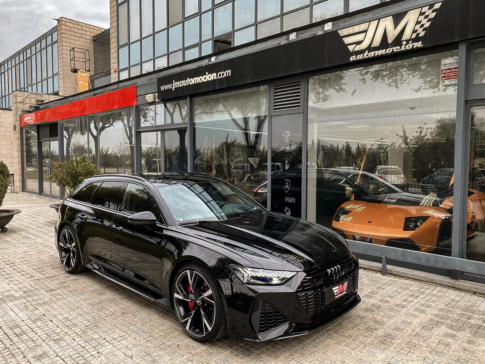 AUDI RS6 AVANT 2020 --IVA DEDUCIBLE, FULL OPTIONS--