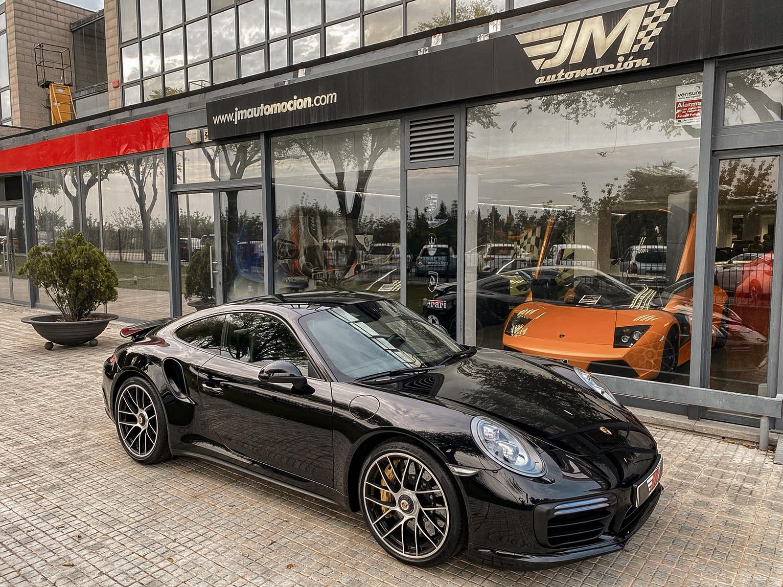 PORSCHE 911 991 TURBO S MKII -IVA DEDUCIBLE-