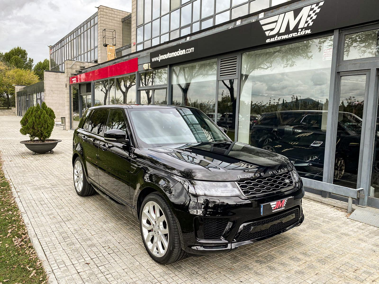RANGE-ROVER SPORT SUPERCHARGED 5.0 V8 -FULL OPTIONS-