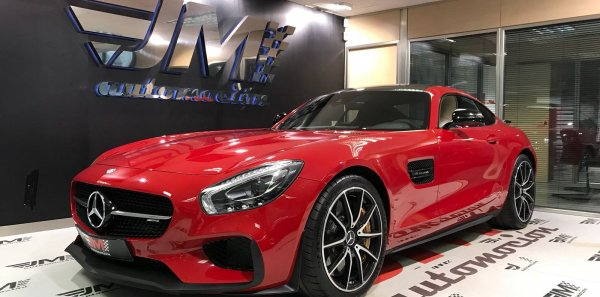 MERCEDES-BENZ AMG GT 4.0 V8 S Edition 1 3p.